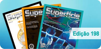 Revista Tratamento de Superfície - Edição 198