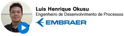 Depoimento - Luis Henrique Okusu - Embraer