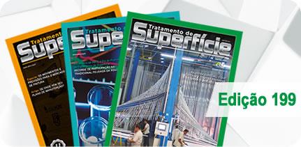 Revista Tratamento de Superfície - Edição 199