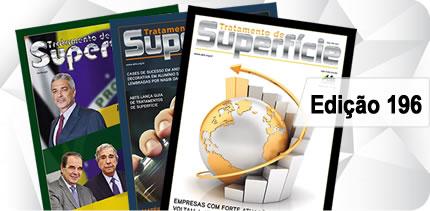 Revista Tratamento de Superfície - Edição 196