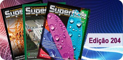 Revista Tratamento de Superfície - Edição 204