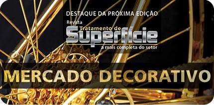 Revista Tratamento de Superfície - Destaque da Próxima Edição