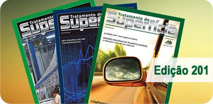 Revista Tratamento de Superfície - Edição 201