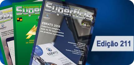 Revista Tratamento de Superfície - Edição 211