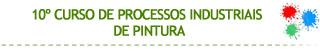 10º Curso de Processos Industriais de Pintura